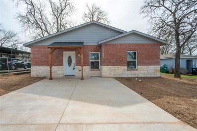 1012 E Oak Street E, Denton, TX 76205 - #: 14021895