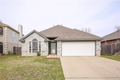 8605 Creede Trail, Fort Worth, TX 76118 - MLS#: 14021989