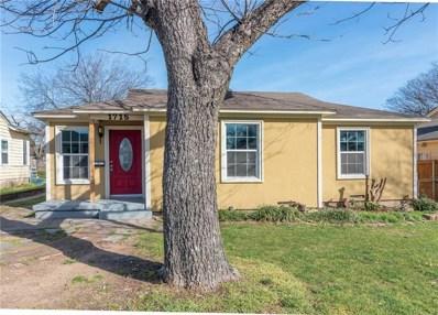 1715 Newport, Dallas, TX 75224 - MLS#: 14022271
