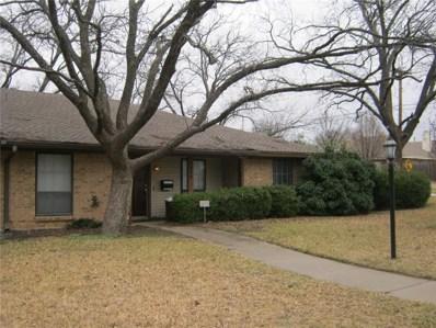 3800 Delmas Drive, Benbrook, TX 76116 - MLS#: 14022999