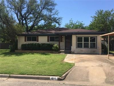 611 Crestview Drive, Granbury, TX 76048 - MLS#: 14024452