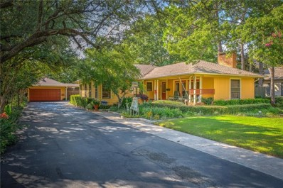 1815 N Bell Avenue N, Denton, TX 76209 - #: 14025418