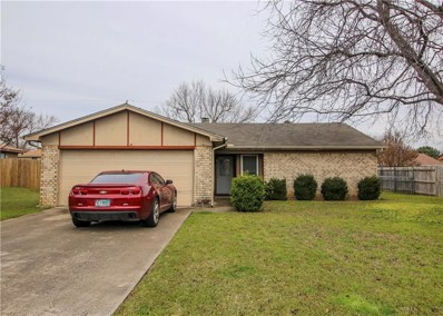1509 Augusta Road, Benbrook, TX 76126 - MLS#: 14025491