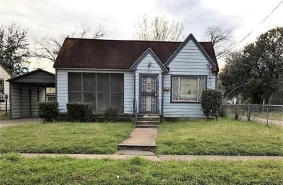 3829 Waldron Avenue, Dallas, TX 75215 - MLS#: 14025914