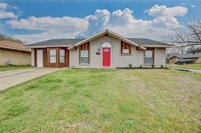 1621 Acosta Street, Grand Prairie, TX 75051 - #: 14025970