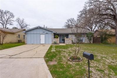 3407 Woodthrush Lane, Denton, TX 76209 - MLS#: 14026275