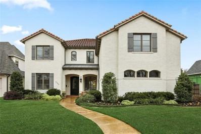6702 Kenwood Avenue, Dallas, TX 75214 - #: 14027835