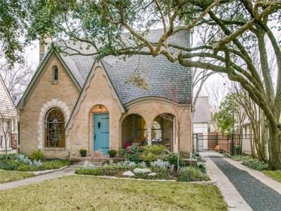 6431 Velasco Avenue, Dallas, TX 75214 - MLS#: 14028107