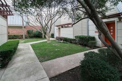 3929 Buena Vista Street UNIT A, Dallas, TX 75204 - #: 14028717