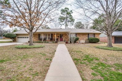 1001 Liveoak Street, Denton, TX 76209 - #: 14028941