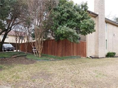 2610 Custer Parkway UNIT c, Richardson, TX 75080 - MLS#: 14029013