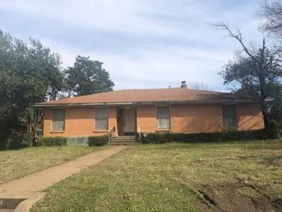 3320 Boulder Drive, Dallas, TX 75233 - MLS#: 14029164
