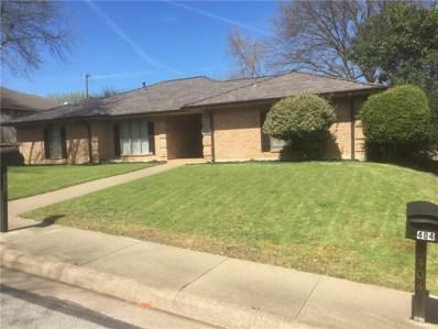 405 Ramblewood Circle, DeSoto, TX 75115 - MLS#: 14029188