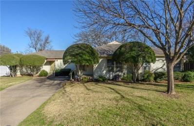 612 Ector Street, Denton, TX 76201 - #: 14029729