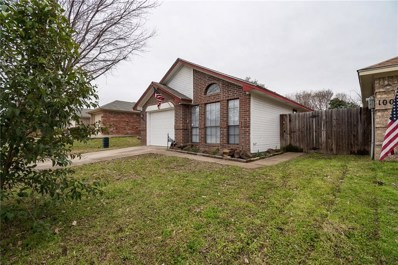 1007 Mack Place, Denton, TX 76209 - #: 14030190