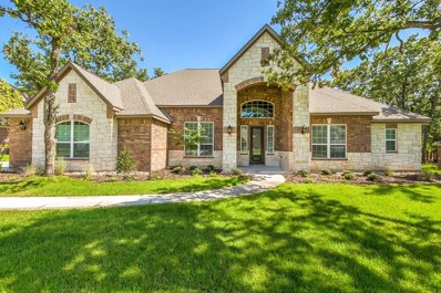 119 Spanish Oak Road, Krugerville, TX 76227 - #: 14030908
