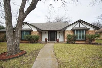 1049 Rosewood Drive, DeSoto, TX 75115 - MLS#: 14031320
