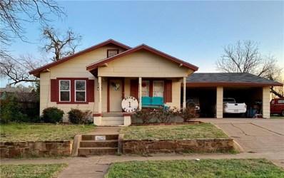 805 W Lindsey Street, Breckenridge, TX 76424 - #: 14031427
