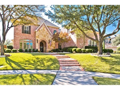 1402 Silverlake Road, McKinney, TX 75072 - #: 14032035