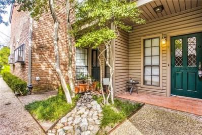 4516 Emerson Avenue UNIT B, University Park, TX 75205 - #: 14032221