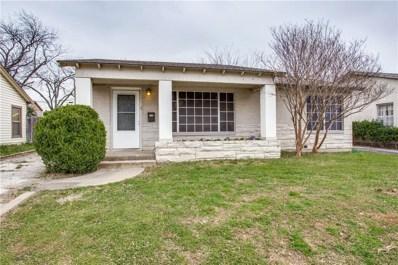 2729 Frazier Avenue, Fort Worth, TX 76110 - #: 14032372