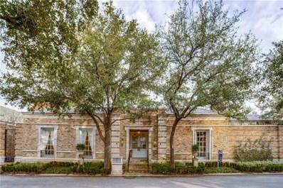36 Stonecourt Drive, Dallas, TX 75225 - #: 14032975