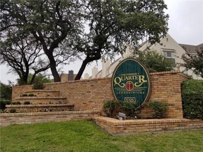 5325 Bent Tree Forest Drive UNIT 2236, Dallas, TX 75248 - MLS#: 14032979