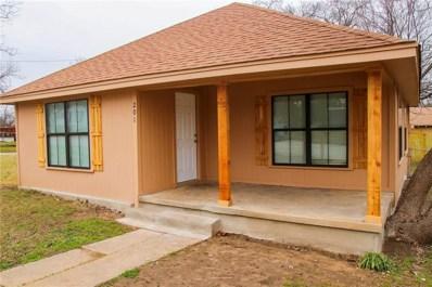 201 E Munson Street E, Denison, TX 75021 - #: 14033088