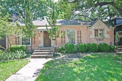 6108 Penrose Avenue, Dallas, TX 75214 - MLS#: 14034224