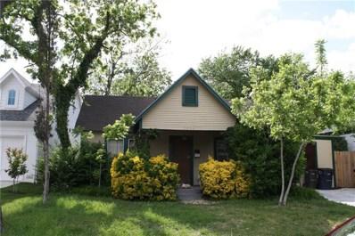 2816 Gordon Avenue, Fort Worth, TX 76110 - #: 14034938