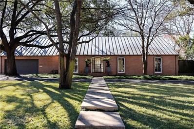5344 Nakoma Drive, Dallas, TX 75209 - MLS#: 14034947