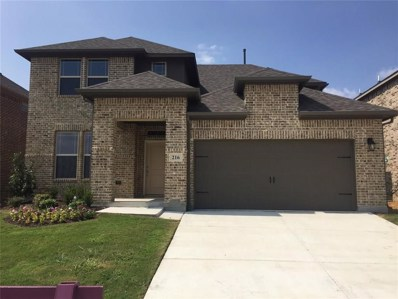 216 Black Alder Drive, Fort Worth, TX 76131 - MLS#: 14035253