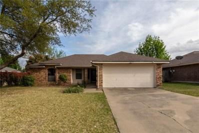 825 Nicole Drive, Burleson, TX 76028 - #: 14036181