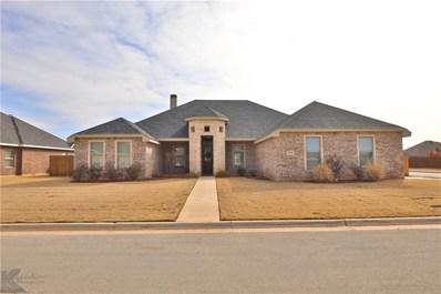 6625 Longbranch Way, Abilene, TX 79606 - #: 14036479
