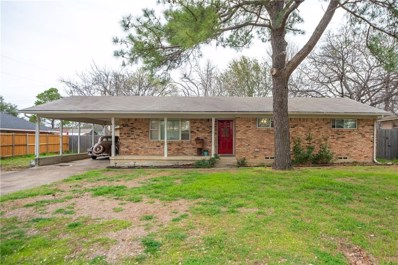 607 Cain Street, Lake Dallas, TX 75065 - MLS#: 14036487
