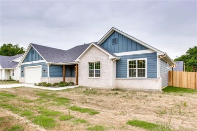 416 E Liberty Street E, Pilot Point, TX 76258 - #: 14037111