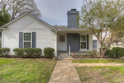 629 N Bailey Avenue, Fort Worth, TX 76107 - MLS#: 14037319