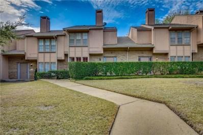 7514 Riverbrook Drive UNIT 35, Dallas, TX 75230 - MLS#: 14037561