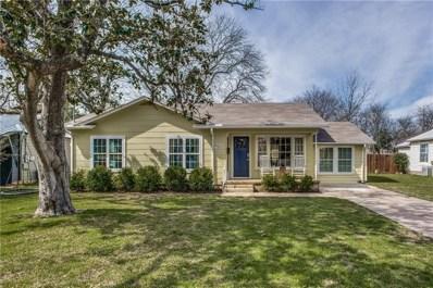 923 Denton Street, Denton, TX 76201 - #: 14037940