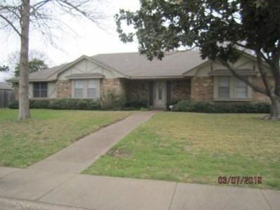 1025 Cloverdale Lane, DeSoto, TX 75115 - MLS#: 14038870
