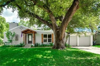 3559 Dryden Road, Fort Worth, TX 76109 - MLS#: 14039000