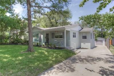 3828 Byers Avenue, Fort Worth, TX 76107 - MLS#: 14039554