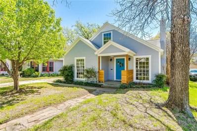 3909 Linden Avenue, Fort Worth, TX 76107 - MLS#: 14039752