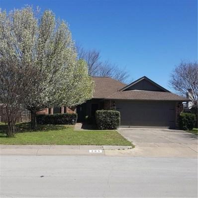 205 Troxell Boulevard, Rhome, TX 76078 - #: 14040528