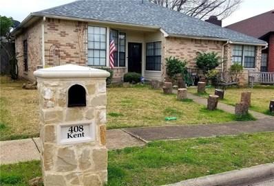 408 Kent Drive, Mesquite, TX 75149 - MLS#: 14041053