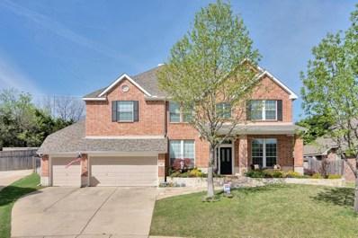 801 Water Oak Drive, Grapevine, TX 76051 - #: 14041616