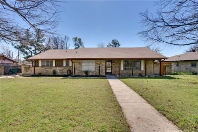 2907 Brookhollow Drive, Denton, TX 76207 - #: 14043156