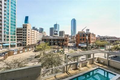 2323 N Houston Street N UNIT 310, Dallas, TX 75219 - MLS#: 14043587