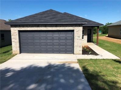 216 S Preston Drive, Alvarado, TX 76009 - MLS#: 14043647