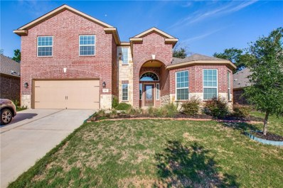 821 Summer Oaks Drive, Denton, TX 76209 - #: 14044189